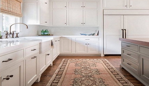4) Rug Guide For A Dining Room:   For The Dining Room If You Want To Put A  Large Carpet Then Just Remember That You Should Need 24u201d Or So Extending  Beyond ...