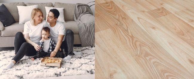 carpet versus laminate