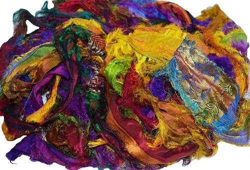 Sari Silk Carpet