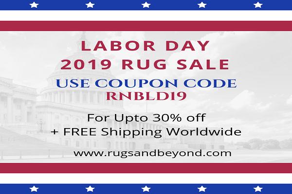 Labor Day Rug Sale Coupon